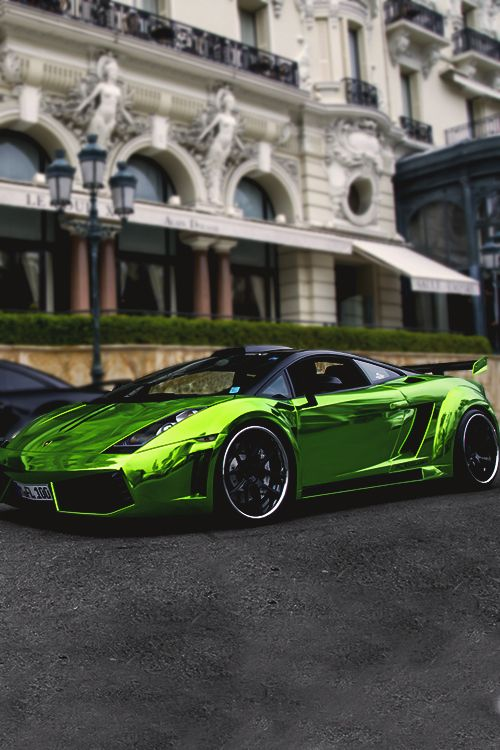 dream-villain:  Lamborghini Gallardo FL Exclusive