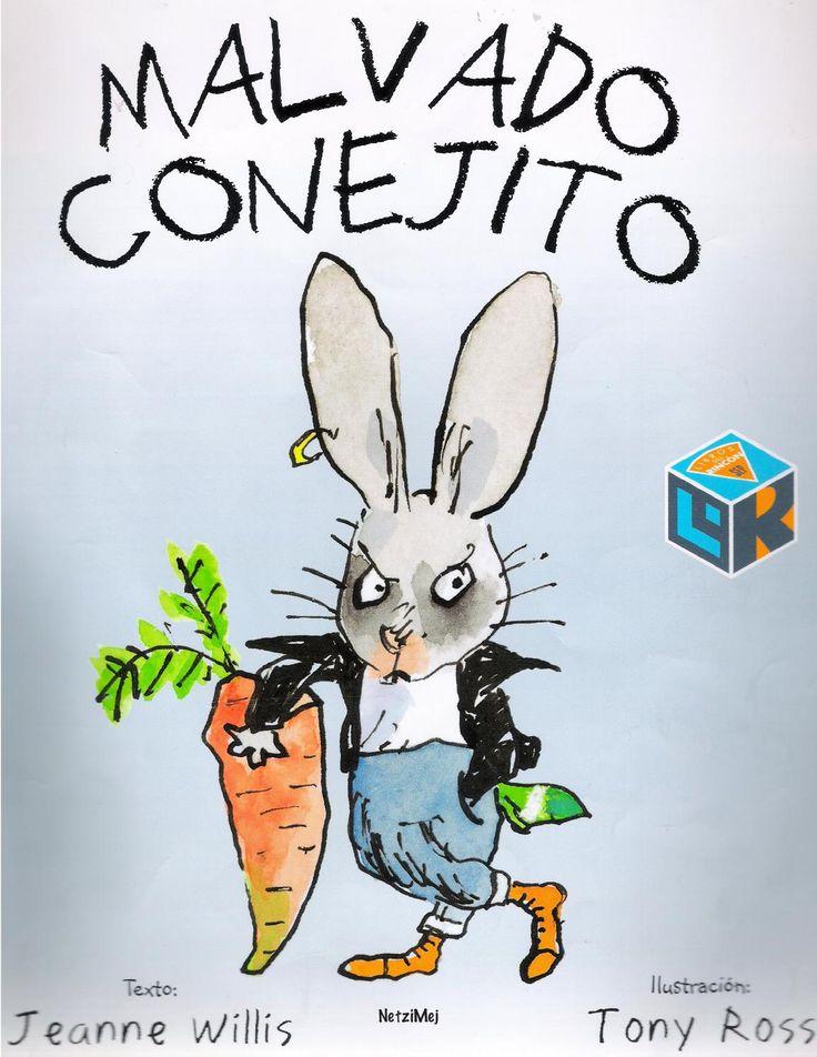 Nunca hubo un conejo mas malo que Malvado Conejito, o por lo menos eso podríamos suponer después de leer una carta que dejo sobre su cama, un día al regresar de la escuela