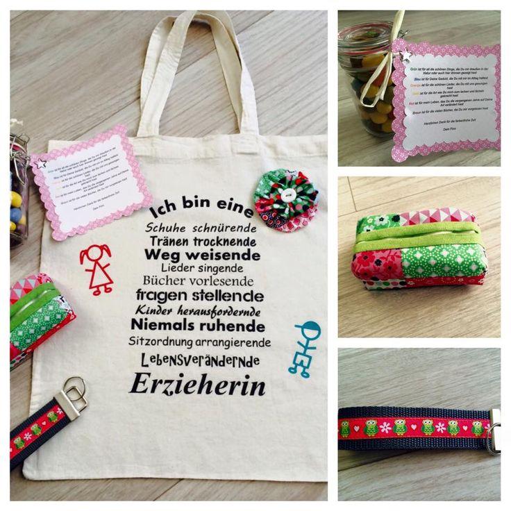 fairwell Gift idea for Tracheen // kita
