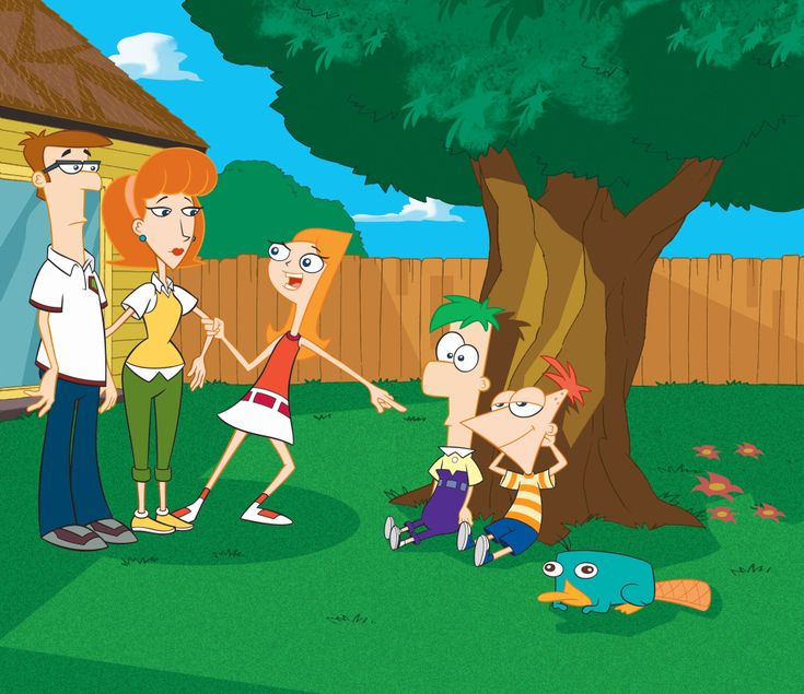 Phineas and Ferb - Dan Povenmire, Jeff 'Swampy' Marsh, Martin Olson, et al.