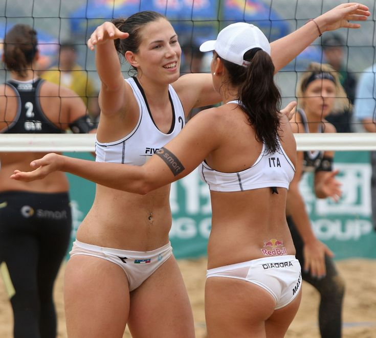 Naked Volleyball Porn Pics
