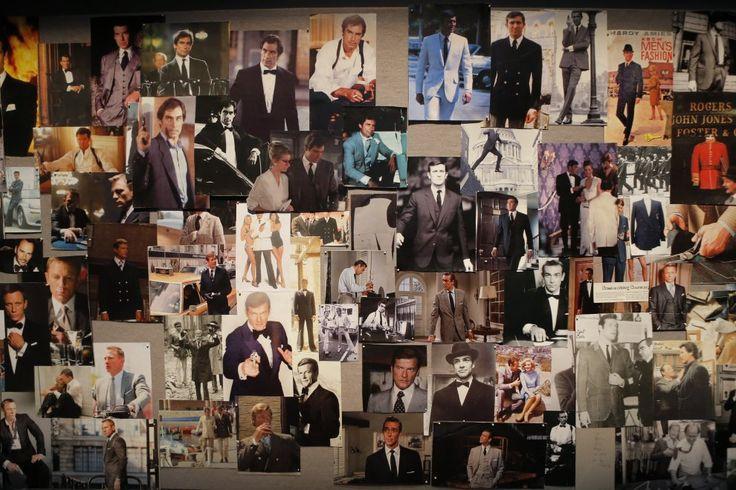 James Bond, 50 anni di stile 007: in mostra tutti i cimeli dell'agente segreto