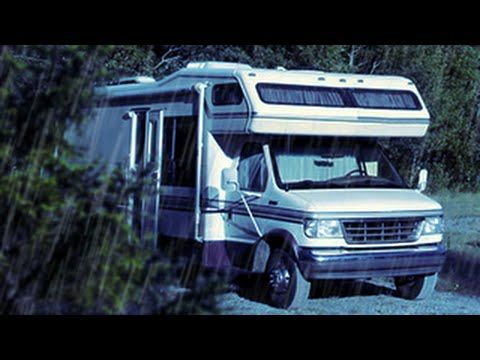 RAIN ON RV | Sleep To Lulling Sounds of Nature | White Noise - YouTube