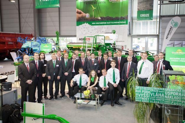 Děkujeme za návštěvu stánku AGRI CS | AGRI CS