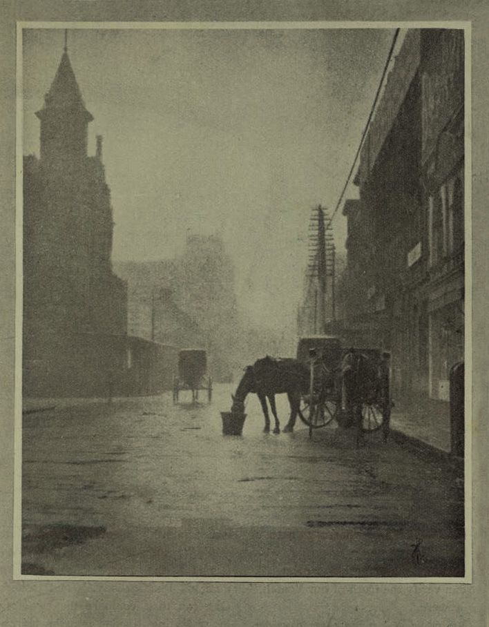 Harold Cazneaux - Gallery 1910