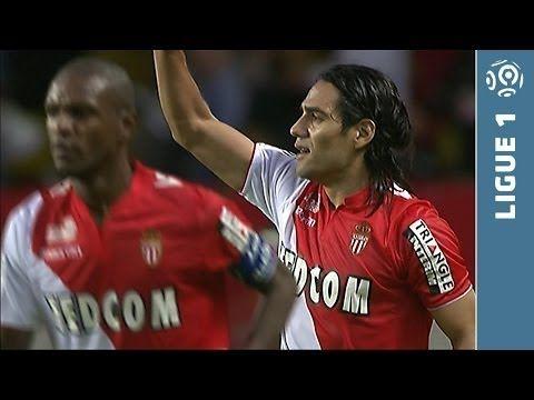 FOOTBALL -  Magnifique but Radamel FALCAO (36') - AS Monaco FC - Olympique Lyonnais (2-1 - 2013/2014 - http://lefootball.fr/magnifique-but-radamel-falcao-36-as-monaco-fc-olympique-lyonnais-2-1-20132014/