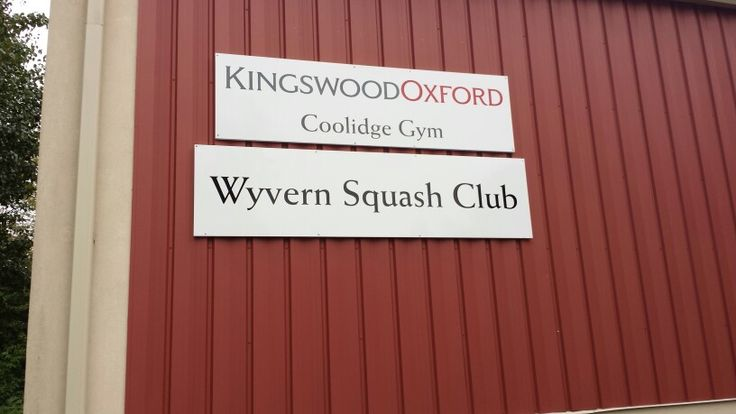 Wyvern Squash Club is official! Come check us out at www.wyvernsquashclub.com