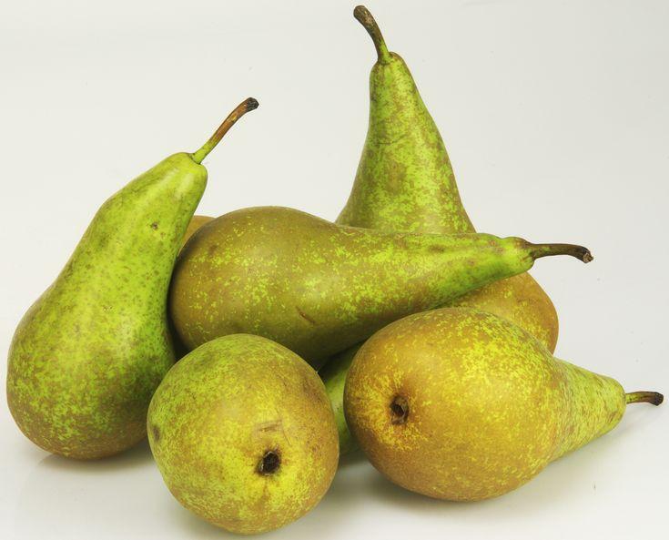 Päron till charkbrickan