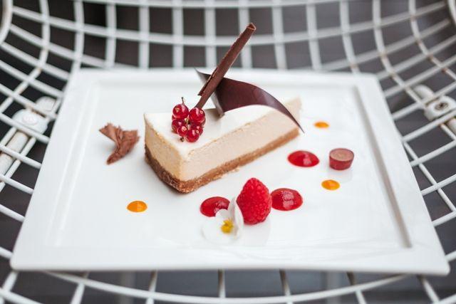 Siera kūka / Cheesecake