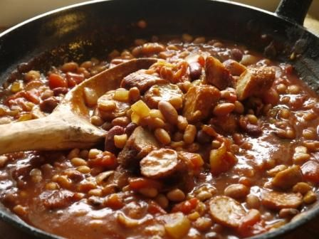 Campfire Cooking ~ Cowboy Stew! » The HedgeCombers