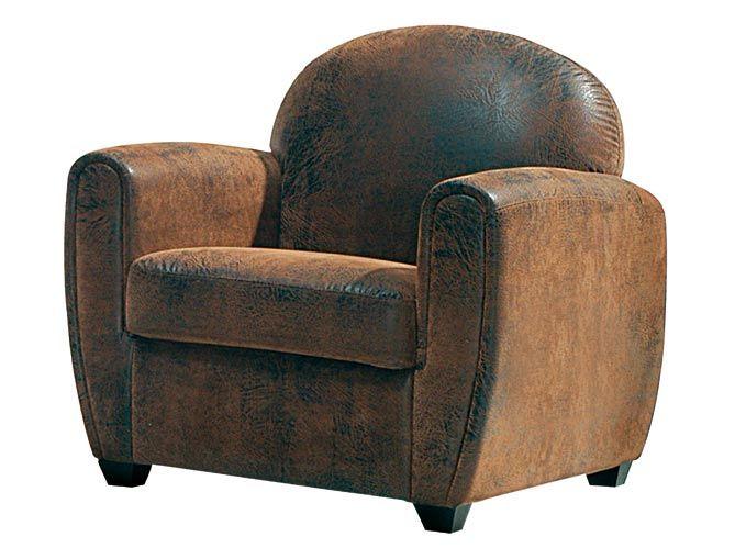 Le fauteuil club / The club chair : www.maison-deco.com/salon/meubles-objets-deco-salon/Le-fauteuil-Club-un-look-retro-indemodable