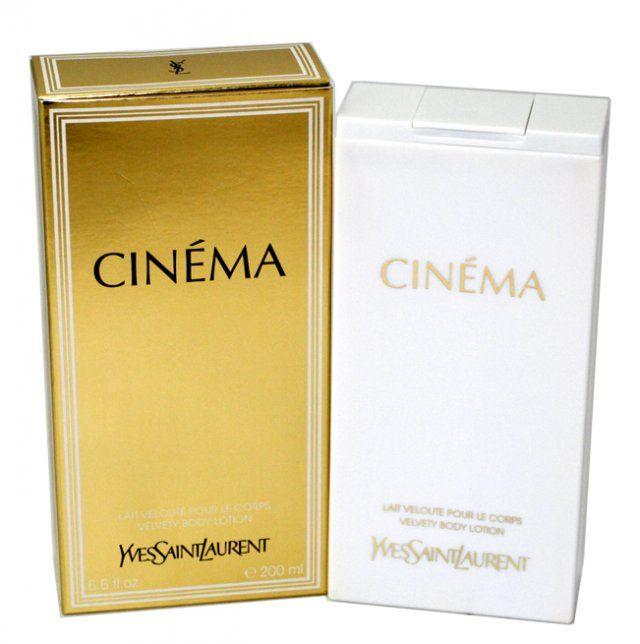 Cinema Perfume by Yves Saint Laurent Velvety Body Lotion / 200 Ml for Women