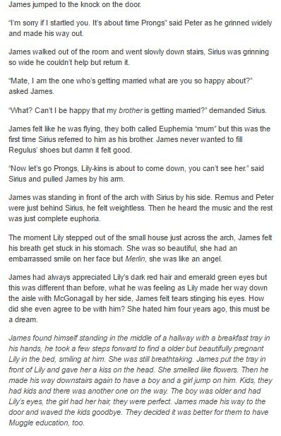 James and Lily - The Wedding part 4