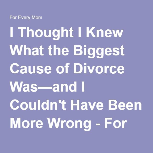 causes divorce 1 And thanks to a study, we now know how facebook causes divorce 11k follow us sign in the real reason facebook causes one-third of divorces like us on.