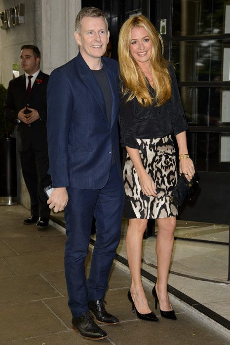 Cat Deeley and Patrick Kielty in London for birthday and Children in Need - hellomagazine.com