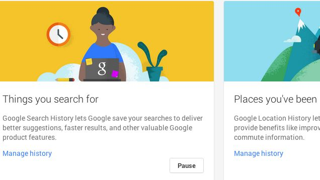 from lifehacker: Google's New Account History Page Helps Further Control Your Privacy