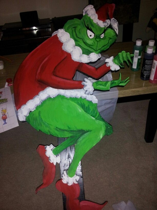 55 best the grinch images on pinterest christmas crafts for Mr price home christmas decor