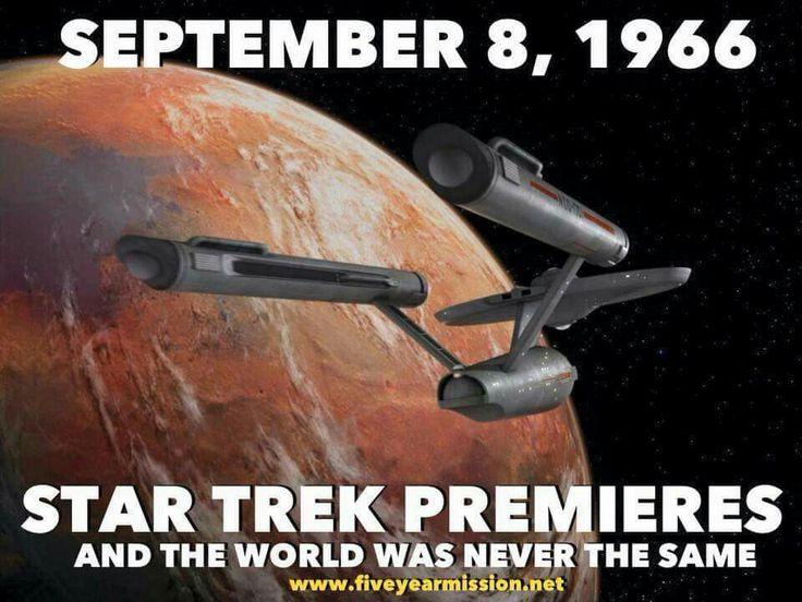 Star Trek  Premier 1966