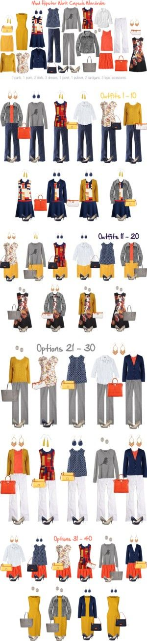 Mod Work Capsule Wardrobe by kristin727 on Polyvore featuring мода, Banana Republic, Kendra Scott, Boden, L.L.Bean, Lands' End, J.Crew, Nine West, Madewell and Dooney & Bourke