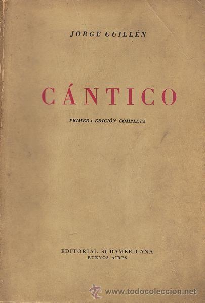 Cántico | JORGE GUILLÉN