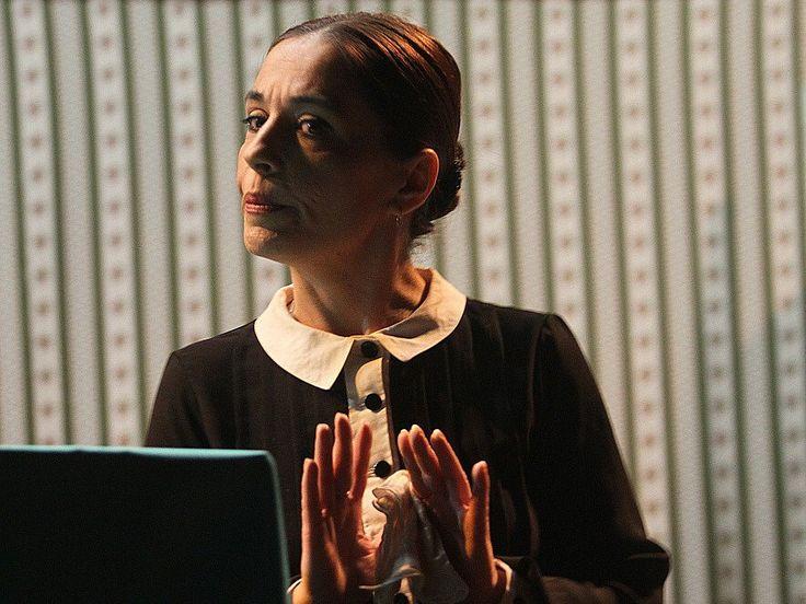 Michaela Kuklová v divadelní komedii Liga proti nevěře.