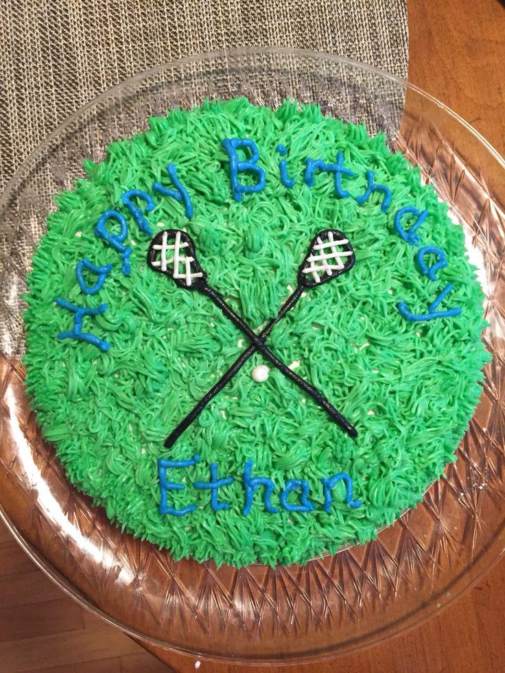 25 Best Ideas About Lacrosse Cake On Pinterest Lacrosse
