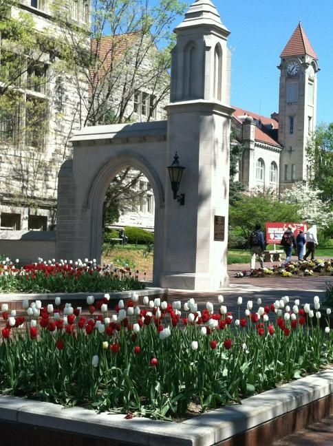 Indiana University. IU is hands down, America's most beautiful campus!