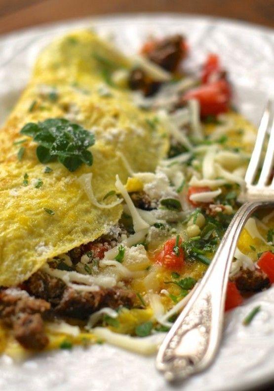 Italian Trattoria Omelette