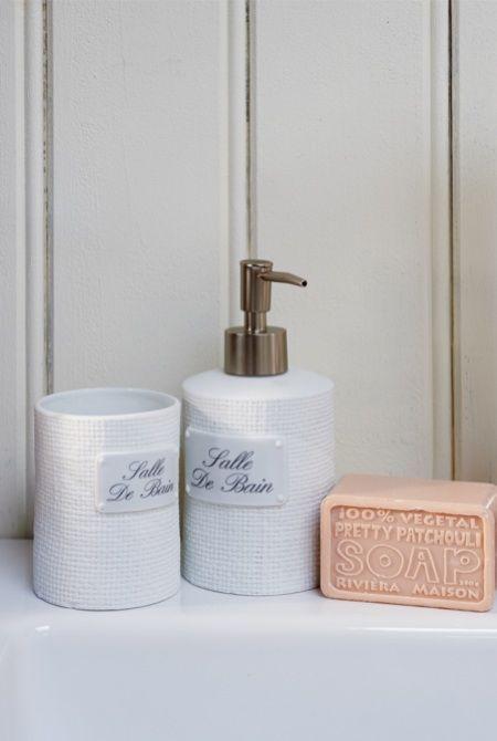 17 best images about badkamer accessoires on pinterest for Accessoires salle de bain zara home