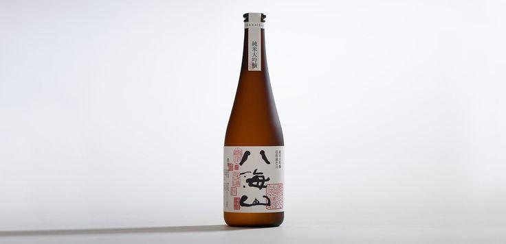 八海山 純米大吟醸 浩和蔵仕込0枚目