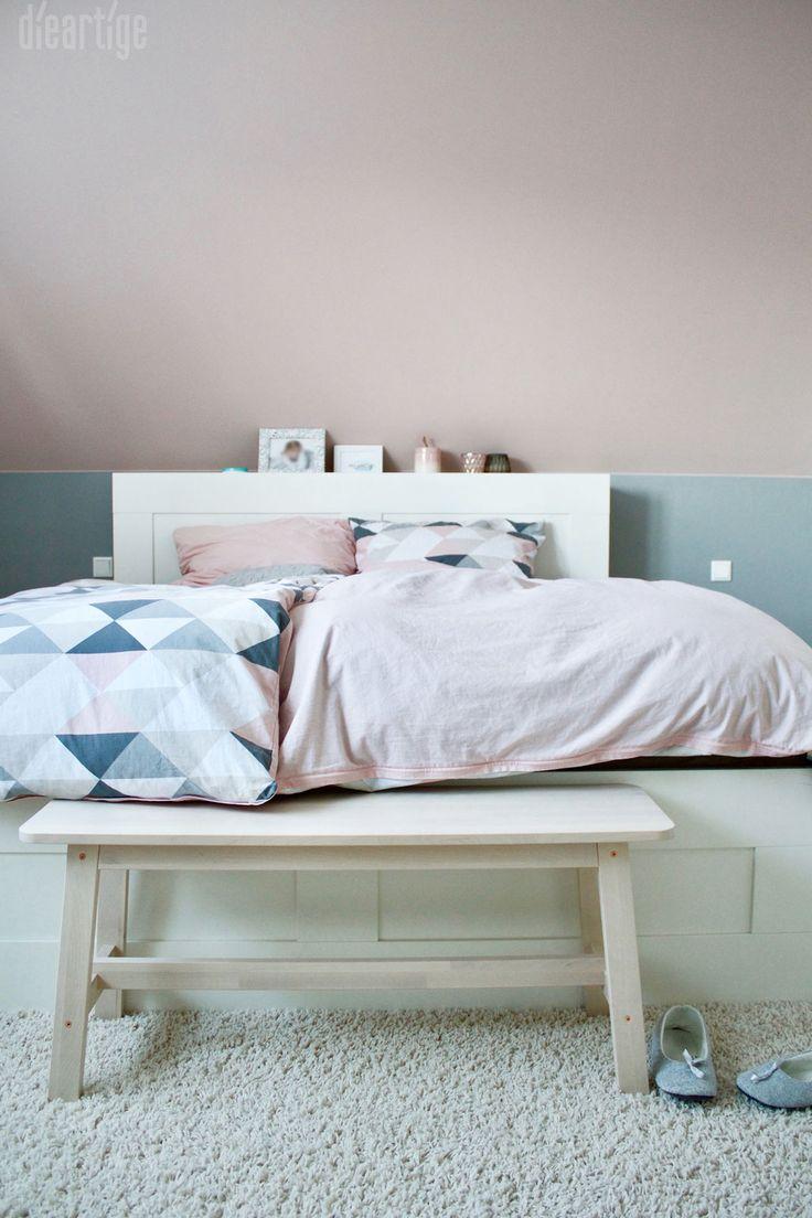 Fam. Z. | Schlafzimmer | Rosé, Grau | Wohnen, Schöner ...