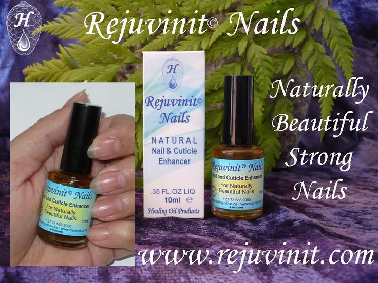 Rejuvinit© Nails for Naturally Strong Nails. Maintenance regime is once a week application. Buy Online www.healing-oil.co.za // www.rejuvinit.com