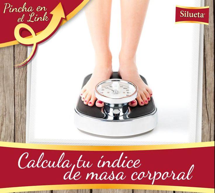 Calcula tu índice de masa corporal