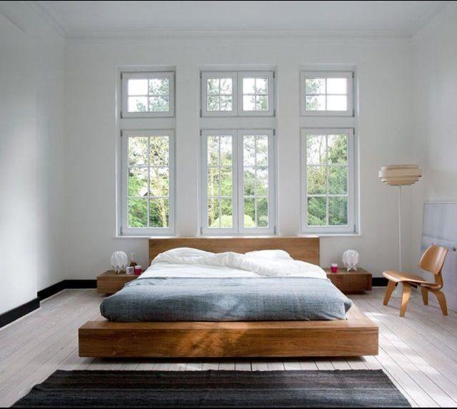 madra bed oak