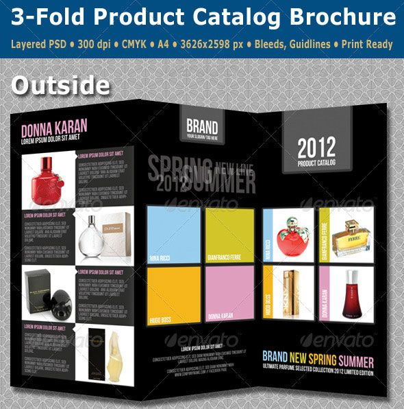 17 best Product Catalouge images on Pinterest Flyer design - product brochure template