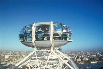 Tickets for London Attractions - bus tours