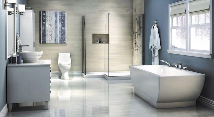 Badideen Beliebte Badezimmer Trends Archzine Net Badezimmer Trends Duschkabine Badezimmer