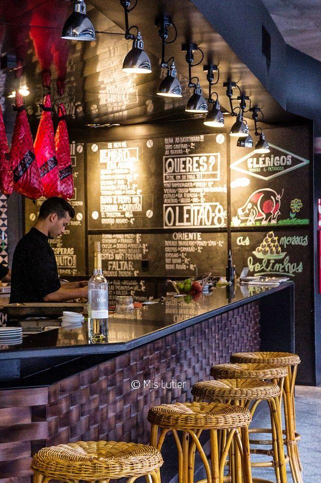 10 sitios de lo más cool que te encantarán en Porto - Mis Lutier 18.08.2014 | Aquí, las propuestas más trendy conviven a la perfección con el Porto más tradicional. El edificio más decadente puede albergar en su bajo el restaurante más moderno, un café de aire vintage o una tienda de lo más chic.