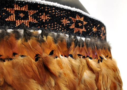 Robin Hill Kura Gallery Maori Art Design New Zealand Aotearoa Weaving Arapaki Shoulder Cloak Cape Matariki Taniko 3