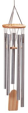 Resonant Windchime - traditional - outdoor decor - Koolekoo LLC