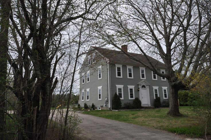 Joseph Briggs House-Coventry Town Farm in Kent County, Rhode Island.