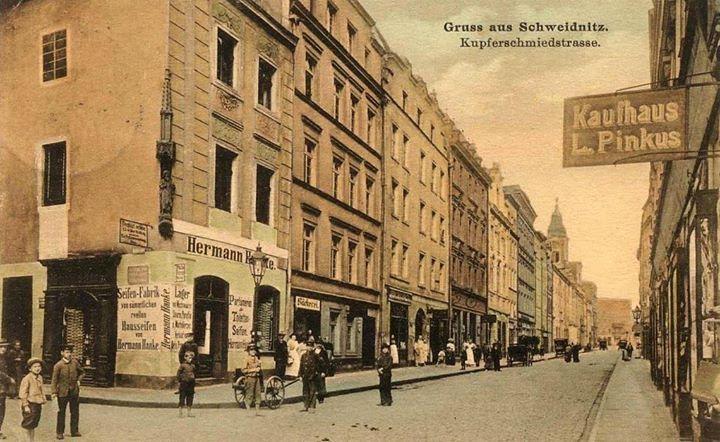 Schweidnitz - Świdnica - Svidnica
