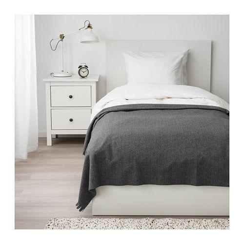 Tjärblomster Bedspread Gray Airbnb Room Ideas In 2019