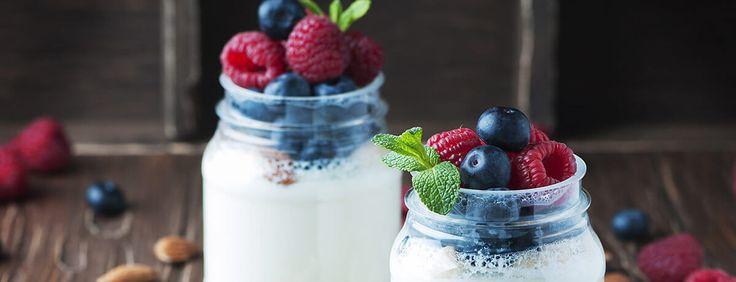 Griechischer Protein Joghurt