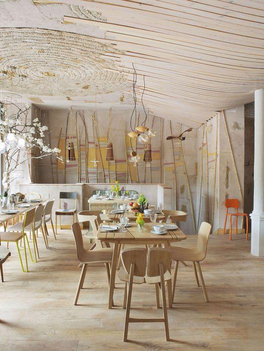 Mama Campo (Spain) / International Restaurant / Manolo Yllera
