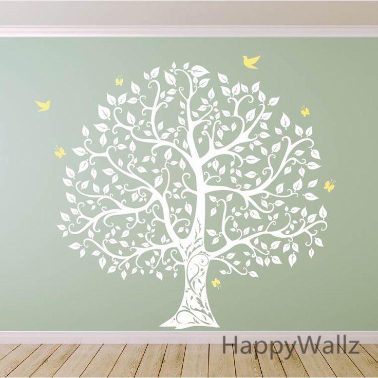 dessin arbre sur mur - Recherche Google