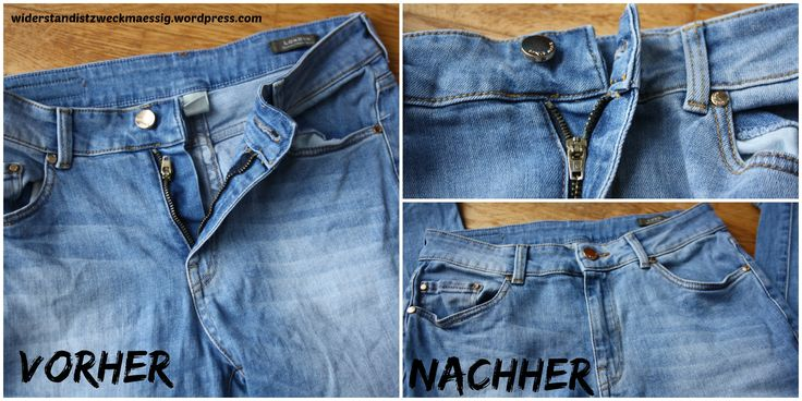 51 best jeans stopfen ndern images on pinterest sewing clothes tips and tricks and bootleg