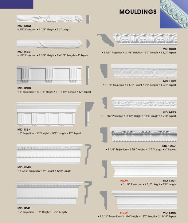 Moulding And Millwork Catalog : Pin mouldings catalog crown moulding wood decorative on