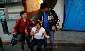 Mexico hit by 7.2 magnitude earthquake damaging buildings Latest News