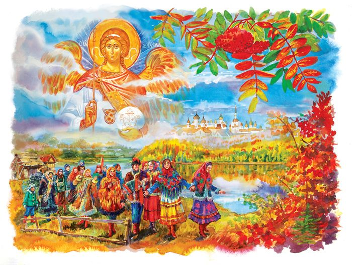 Михайлов день, ноябрь-декабрь